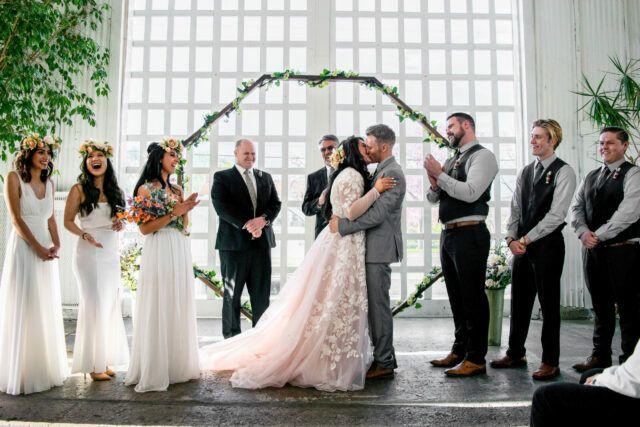 wedding group image