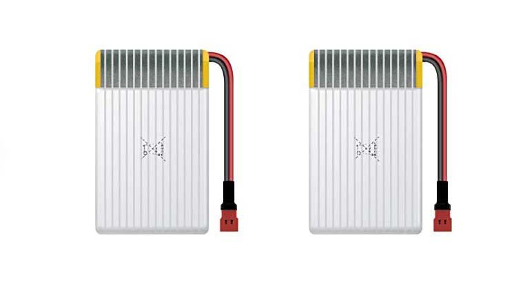 Snaptain SP650 1080p batteries