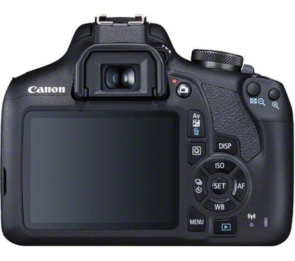 Canon EOS 2000D screen