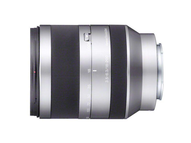 Sony SEL 18200 E 18-200mm