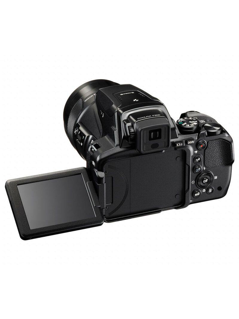 Nikon Coolpix P900 display