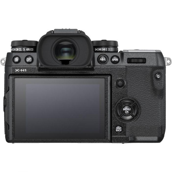 Fujifilm XH-1 camera screen