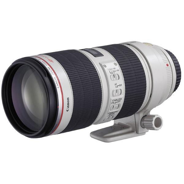 Canon EF 70-200mm F2.8 L IS USM