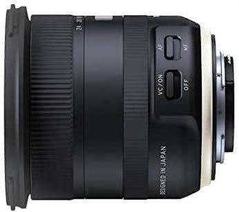 Tamron 10-24 mm F 3.5-4.5 Di II VC lens