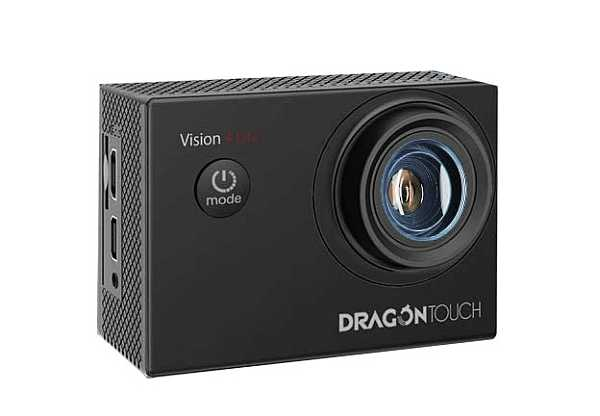 Dragon Touch 4K Action Camera