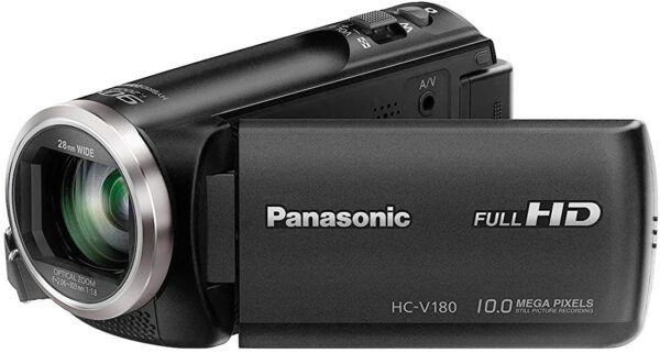 Panasonic HC-V180 video camera