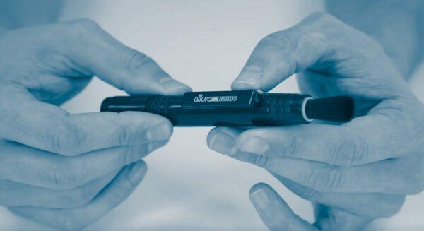the brush pen
