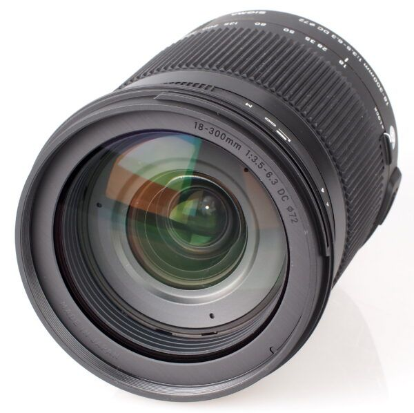 18-300mm-f35-63 lens from Sigma
