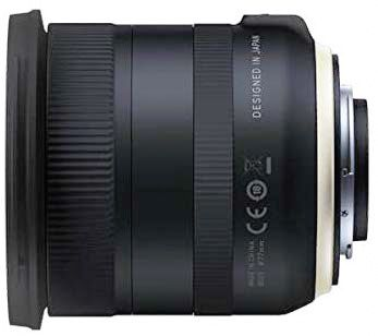 Tamron 10-24mm F 3.5-4.5 Di II VC lens
