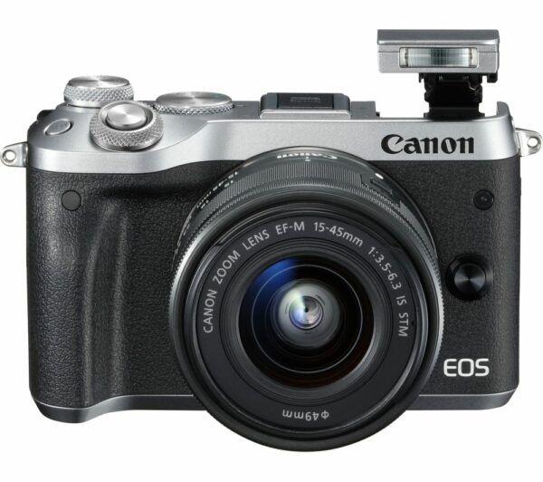 Canon EOS M6 view