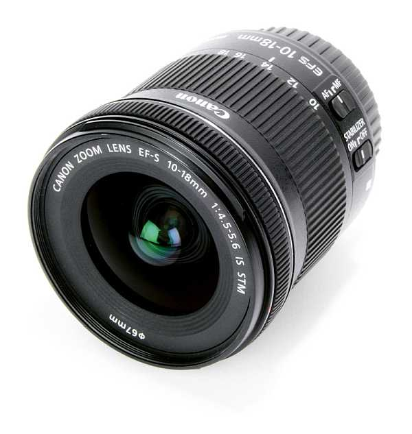 Canon EF-S 10-18mm f4.5-5.6
