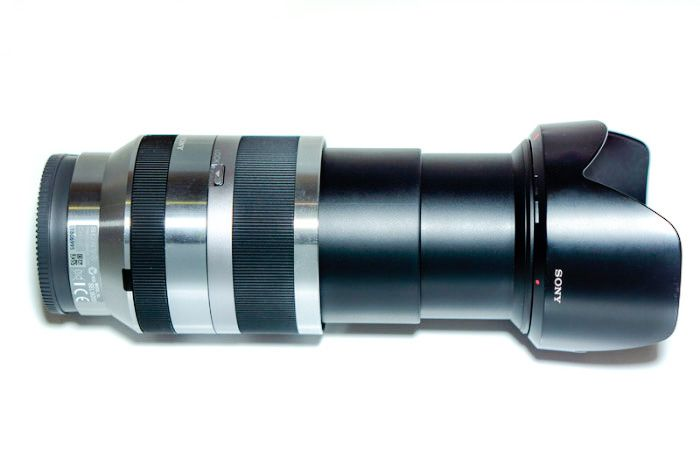 Sony SEL 18200 E 18-200mm F3.5-6.3 OSS