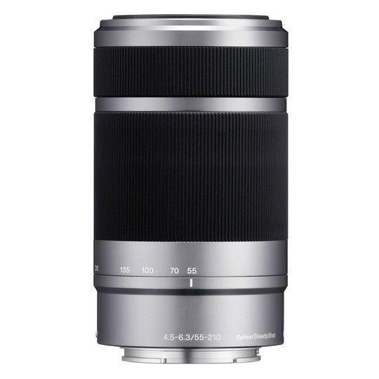 sony lens 55 210mm