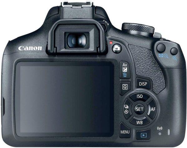 Canon T7 Rebel screen