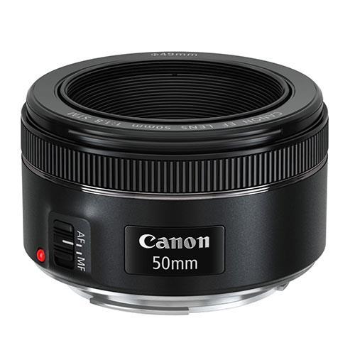 canon ef 50 mm lens