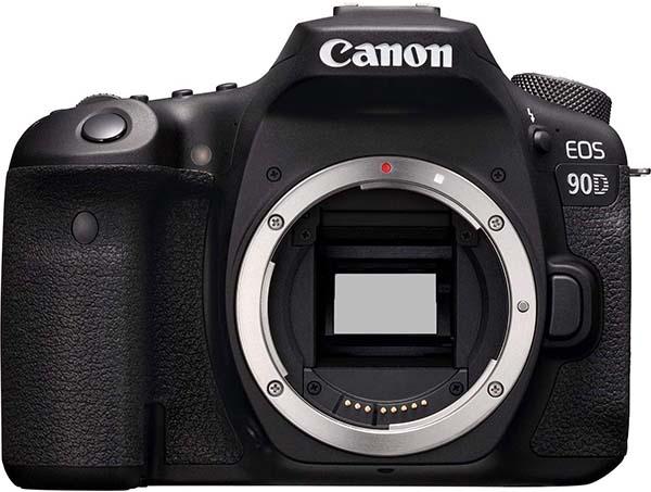 Canon EOS 90D camera body
