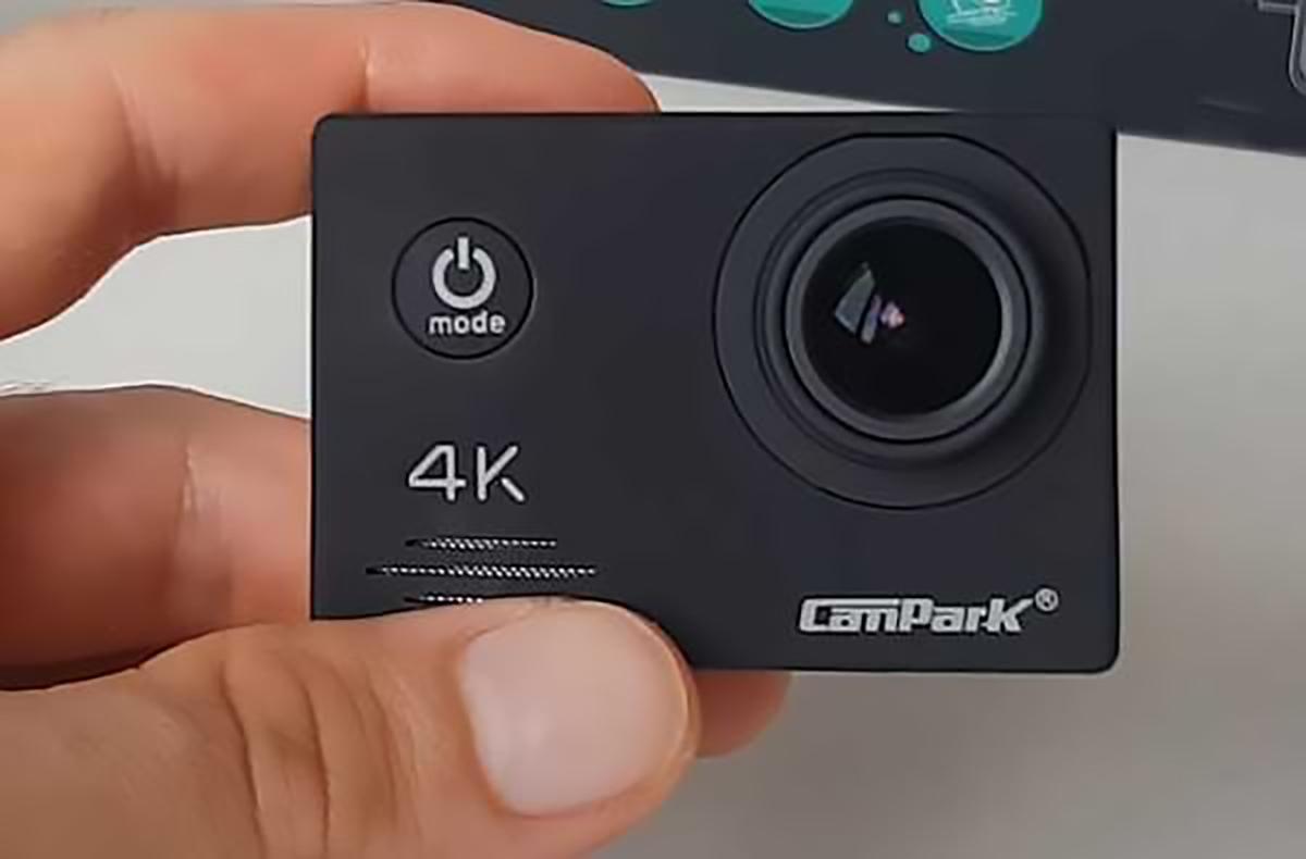Campark X5 Action camera