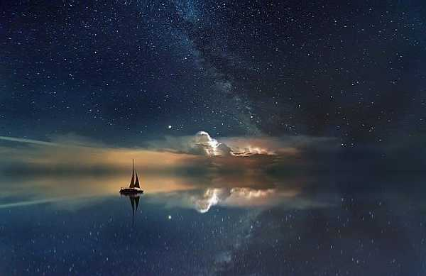 Composite image cosmos