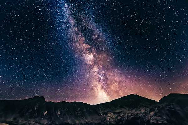 Milky way picture