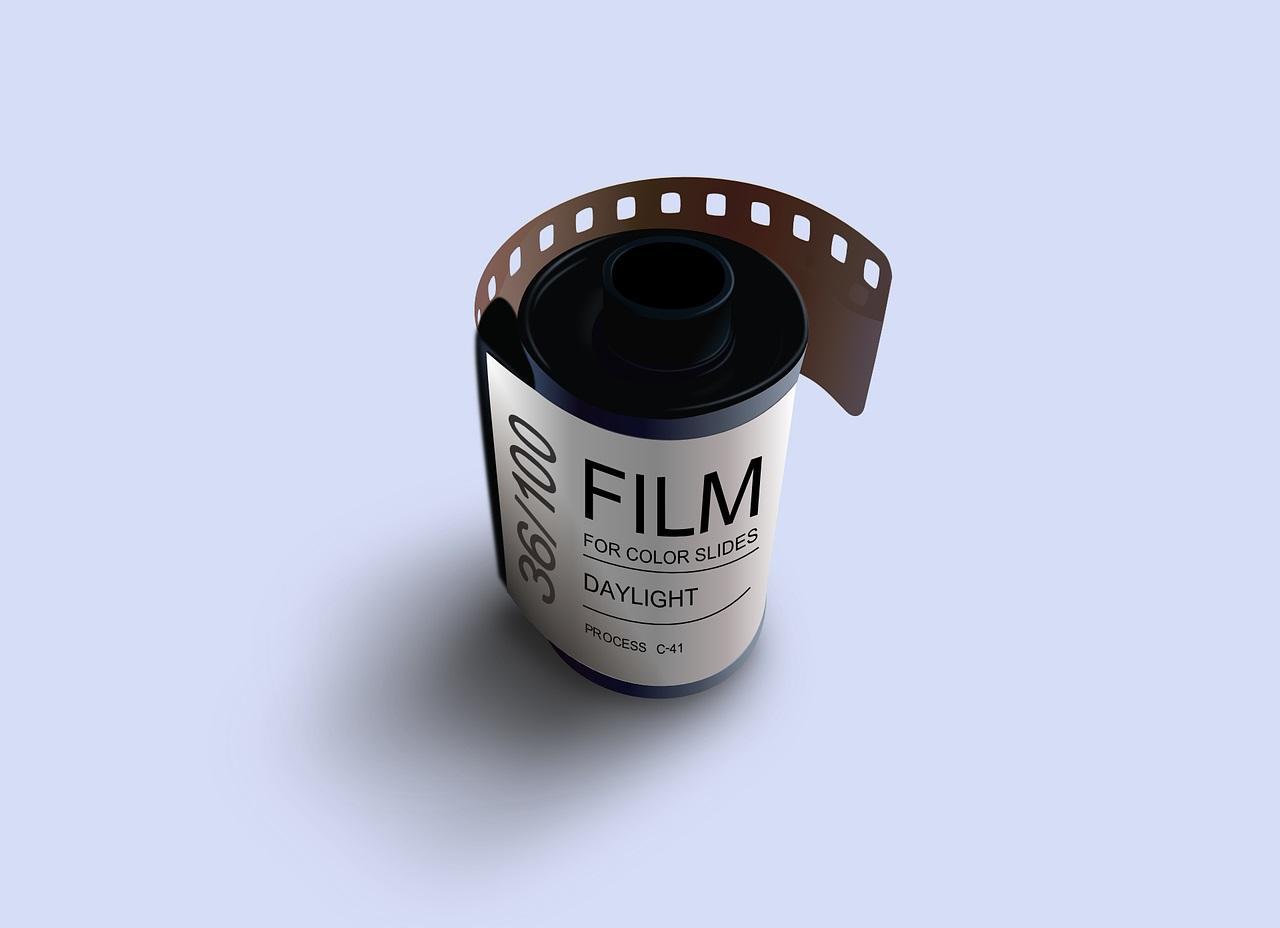 Film for old cameras